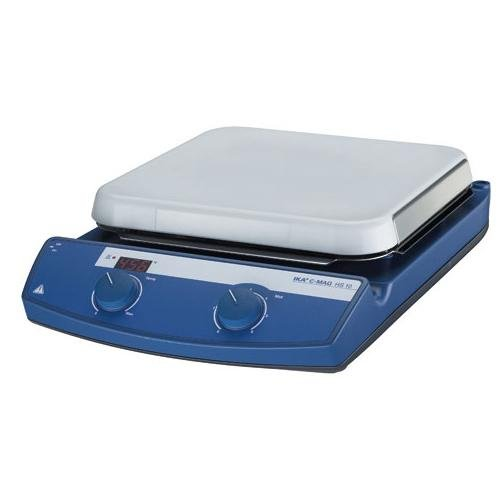 - IKA Works INC. 3581401 C-MAG HS 10 IKAMAG hot Plate Magnetic Stirrer, Glass Ceramics Heating Plate, 115V