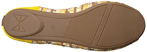 Butterfly Twists Women's Heather Flat Sandal Yellow 7td7zbjLEW