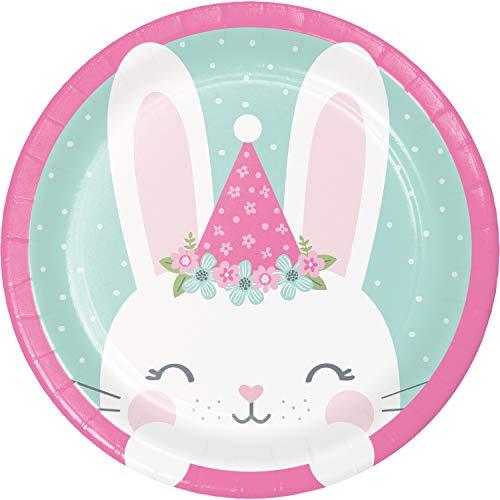 Bunny Party Dessert Plates, 24 ct]()