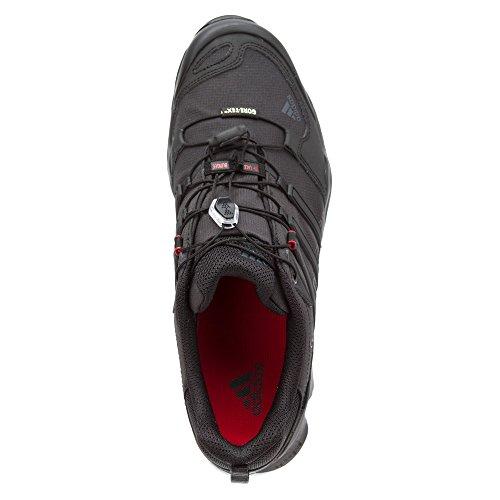 adidas Outdoor Männer Terrex Swift R Gtx Schwarz / Dunkelgrau / Power Rot