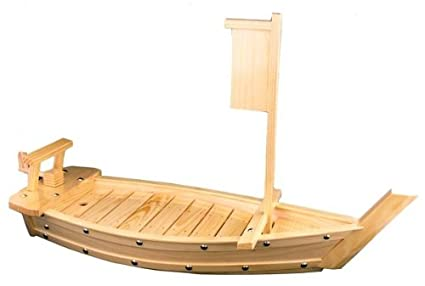 Natural Bamboo Sushi Tray Boat 50CM 20\u0026quot;  sc 1 st  Amazon.com & Amazon.com | Natural Bamboo Sushi Tray Boat 50CM 20"|425|286|?|en|2|125c6ab7b5567cc709b7f824d4d99f1a|False|UNLIKELY|0.31907111406326294