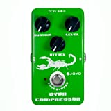 JOYO JF-10 Dynamic Compressor Guitar Effect Pedal