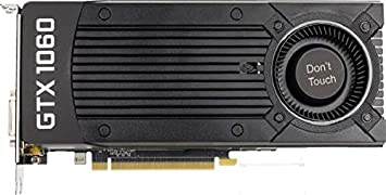 Amazon.com: Zotac tarjeta de vídeo zt-p10600d-10b GeForce ...