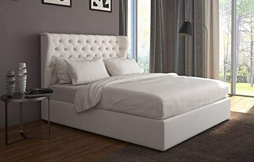 Letto King Size.Letto Curved Design Bed Frame With Mattress King Size 180x200 Buy