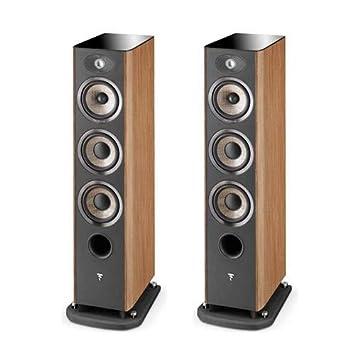 Amazon com: Focal 2 Pack Aria 926 3-Way Bass Reflex Floor