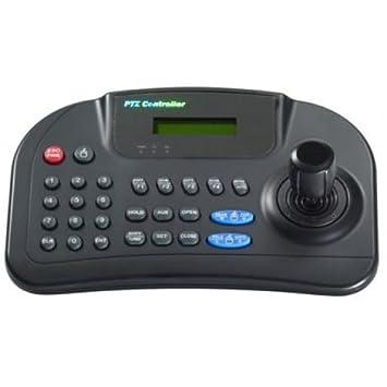 Ganz/COMPUTAR Alta Calidad CCTV Ganz la SC101 SC101 3 Axis Joystick PTZ Controlador: Amazon.es: Electrónica