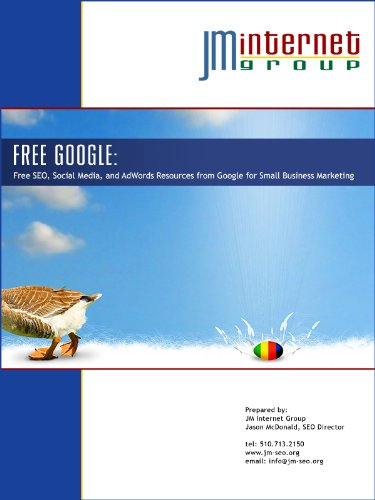 FREE GOOGLE: Free SEO, Social Media, and AdWords Resources from Google for  Small Business Marketing
