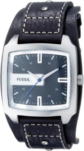 Fossil herrenuhr jr9990 schwarz