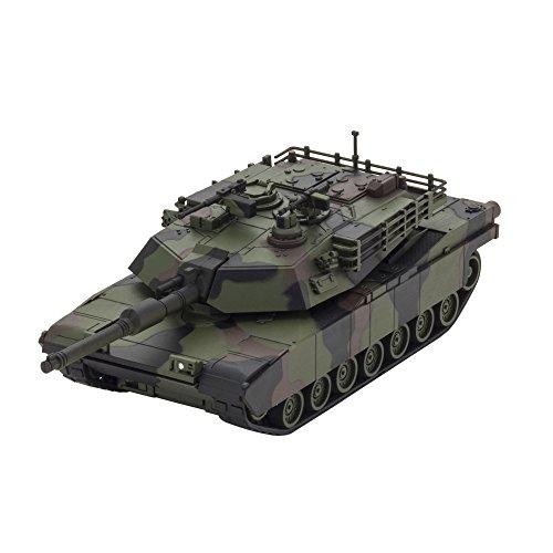 Battery Kyosho (Kyosho US Army/USMC Abrams M1A2 Mini Bluetooth Tank, Black/Green/Brown Camo)