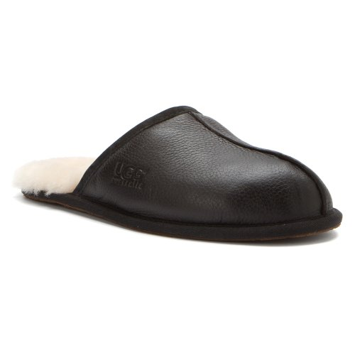 Chaussons Scuff Homme Ugg Black Elk q5fw71xw