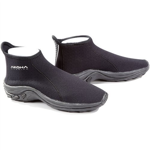 Akona Low Cut Molded Sole Boots, 12/3.5mm by AKONA