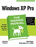 Windows XP Pro, Pogue, David and Zacker, Craig, 0596008988