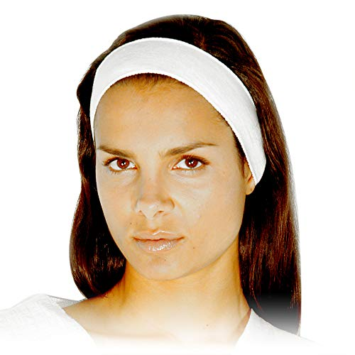 Appearus Disposable Spa Headband (48 - Headbands Essential Spa