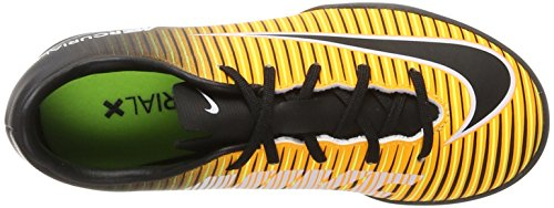 Nike Jr. Mercurialx Victory Vi Tf, Zapatillas de Fútbol Unisex Niños Naranja (Laser Orange/black-white-volt)