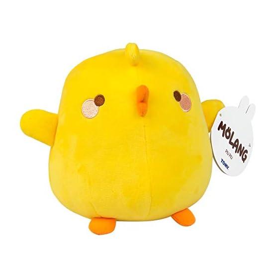 Piu Piu Plush | Molang Baby Chick Plush 4
