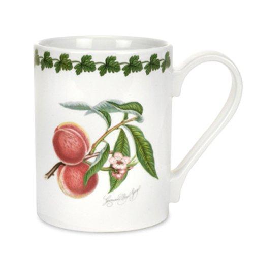 Portmeirion Pomona Tankard Mug, Set of 6 Assorted (Hoary Morning Apple)