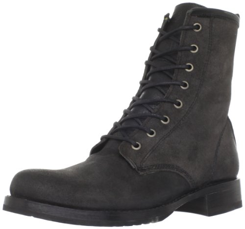 Frye Veronica Combat Women Boots & Stivaletti Neri
