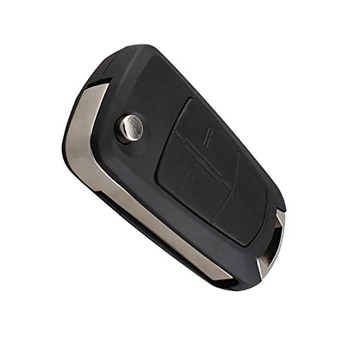 Jili Online Car Keyless Entry Remote Key Fob Case Shell PCF7946 Chip 433Mhz for Vauxhall Opel Vectra C Signum 2002-2008