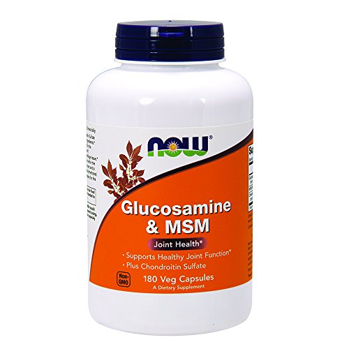NOW Glucosamine Joint Health Capsules