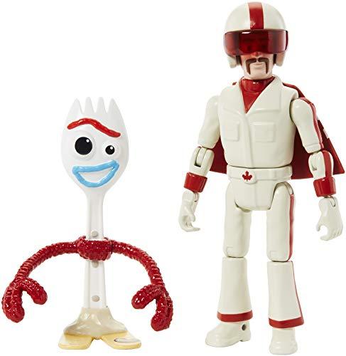 Disney Pixar Toy Story Forky & Duke Caboom, 7