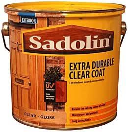Barniz Sadolin Extra Durable: Amazon.es: Bricolaje y herramientas