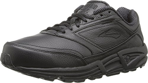Brooks Women's Addiction, Black, 8.5 D-Wide