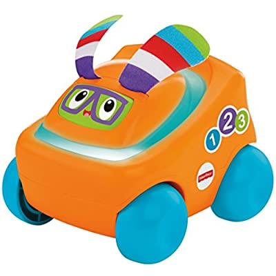 Fisher-Price Bright Beats Buggie Franky Beats Robot: Toys & Games