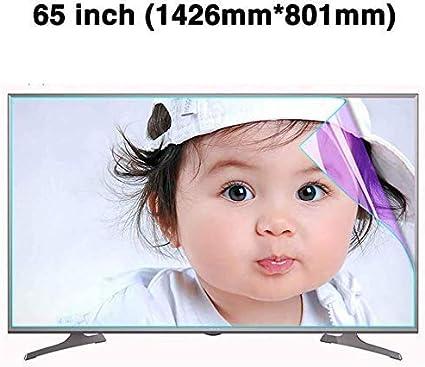 Dppan 65 Zoll Display Schutz Folie Für Fernseher Tv Elektronik
