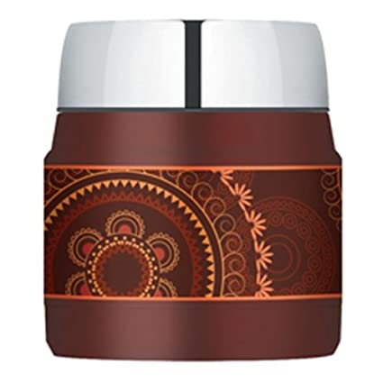 Thermos Raya Compact Food Jar, Henna