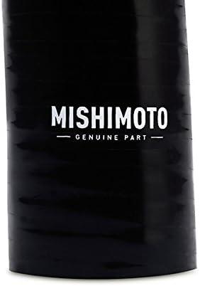 327ci//350ci//400ci//454ci 1968-1977 Silicone Upper Radiator Hose Mishimoto MMHOSE-GM-5U Chevrolet El Camino Black
