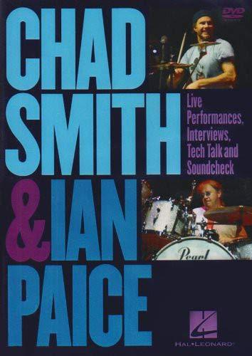 Drum Chad Smith - Chad Smith & Ian Paice: Live Performances, Interviews, Tech Talk, an