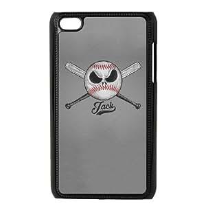 iPod Touch 4 Case Black JACK 1 OJ452218
