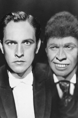 Fredric March 24x36 Poster Dr Jekyll and Mr Hyde