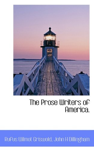 Download The Prose Writers of America. pdf