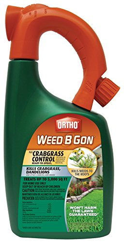 Ortho Weed B Gon Max Weed Killer for Lawns Plus Crabgrass Control (Case of 12) (B-gon Ortho Weed)