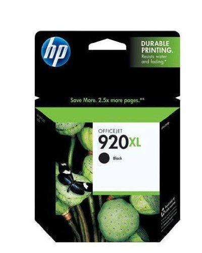 【並行輸入品】Genuine HP 920XL Inkjet Cartridge-Black B00I06YGBU