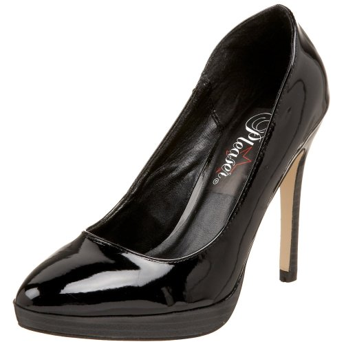 Pleaser BLISS-30 8164 - Zapatos para mujer Noirs