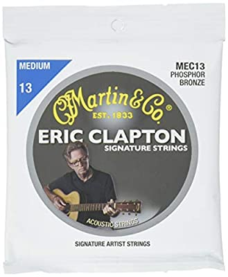 Martin Clapton's Choice Medium Strings Acoustic Guitar Body (MEC13)