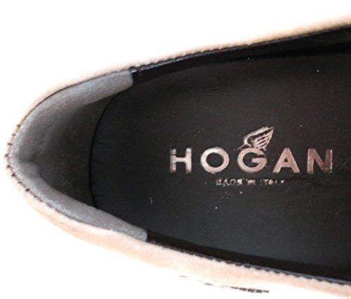 HOGAN SCARPE CLASSICHE UOMO H209 DRESS X RESTYLING HXM2090L0815IPB209 ARGILLA
