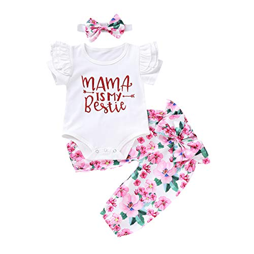Infant Girls Clothes Baby Girls Outfits Mama is My for sale  Delivered anywhere in USA