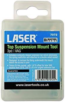 Top Suspension Mount Tool Vag 3Pc Laser 7072