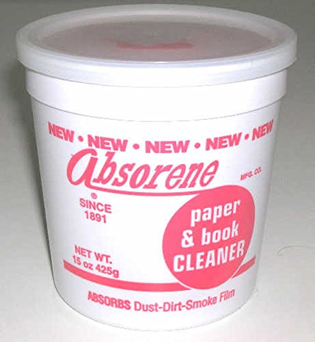 Price comparison product image Absorene book and document cleaner