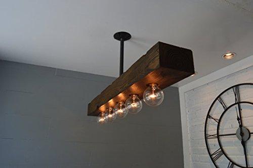 Old Elm Wood Light