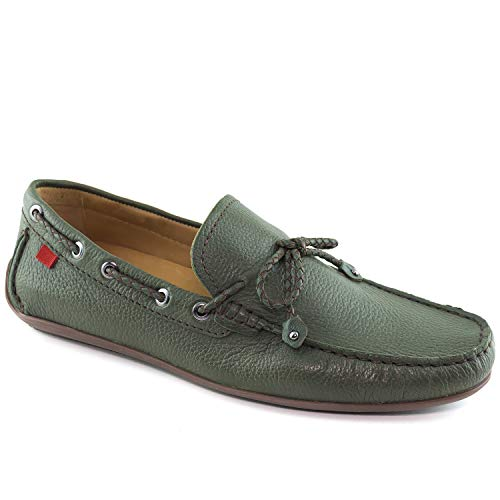 Leather York Marc Driving Hill Joseph Olive Cypress Loafer Mens Grainy Driver New Style wRwCAqI