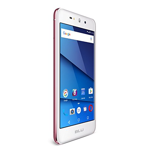BLU Grand XL - Unlocked Smartphone -5.5'' Display, 8GB +1GB RAM -Rose Gold by BLU (Image #9)