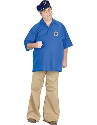 FunWorld Skipper Costume, Blue, One ()