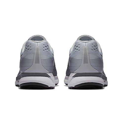 Running Platinum Wmns Donna Zoom 34 Nike Pure Pegasus Scarpe Anthracite Air FTnzFYdwq7