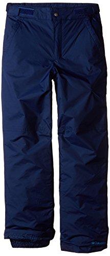 Columbia Big Boys' Ice Slope II Pant, Collegiate Navy, Small (Columbia Boys Snow)