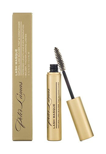 Peter Lamas Lash Masque Natural Lash Builder, Tint & Conditioner, 0.15 fl oz -