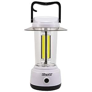 Amazon.com: LitezAll 1750 Lumen COB LED Linterna de Camping ...